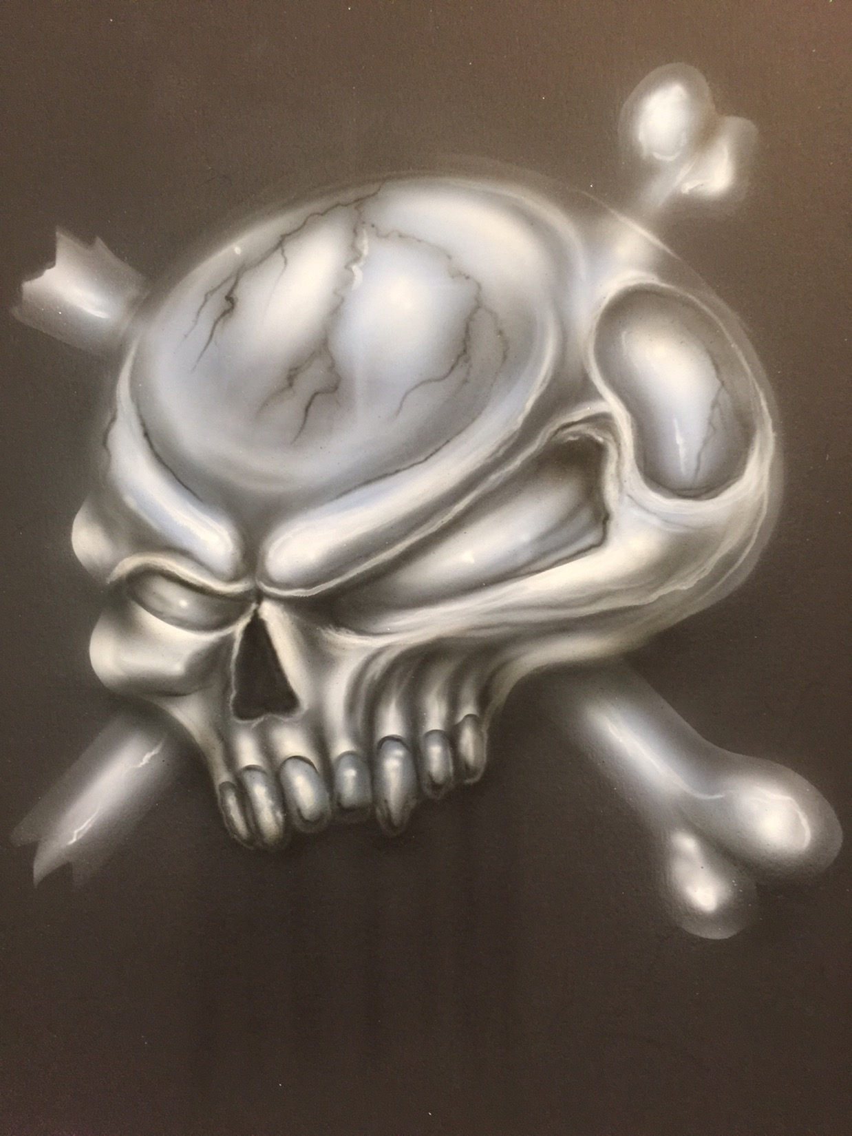 airbrush classes are underway